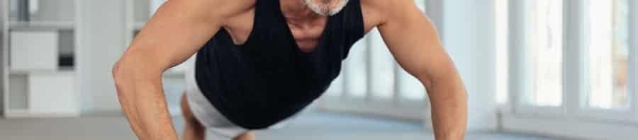 Los adultos mayores activos tienen una mejor salud física y mental